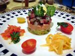 06春キャベツ&トマトと鮪の前菜.jpg