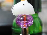 カピバラさんハロウィンストラップ03紫かぼちゃ.jpg